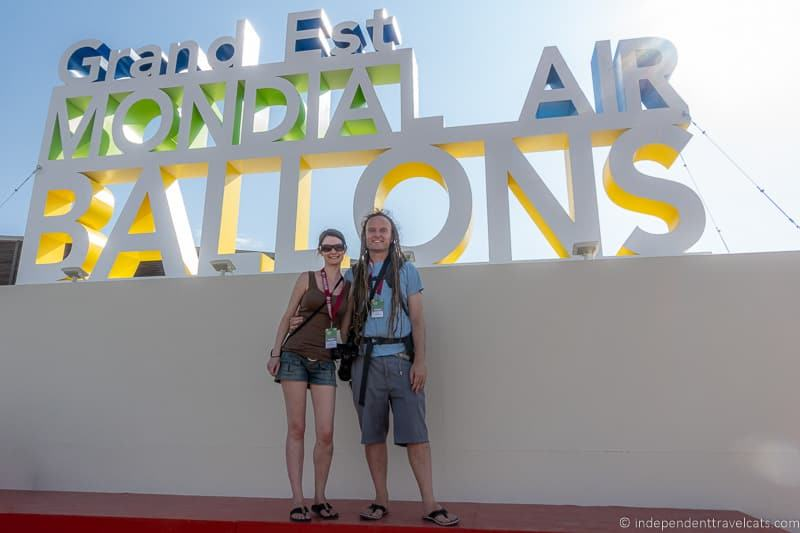Laurence Jessica Norah Grand Est Mondial Air Balloons hot air balloon festival France