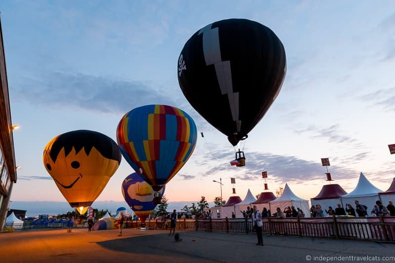 model balloons Grand Est Mondial Air Balloons hot air balloon festival France