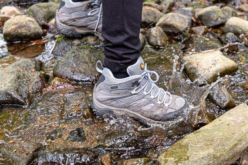 hiking boots best travel shoes for women travelers