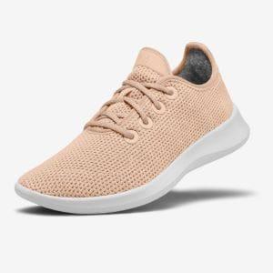 best shoe for travel women Allbirds tree runner sneakers