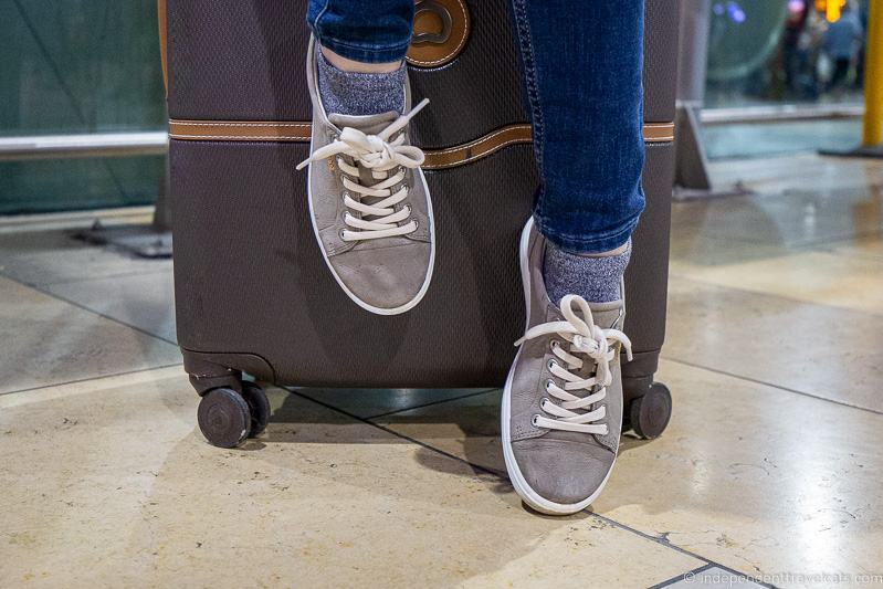 travel sneakers best shoes for traveling for women Ecco