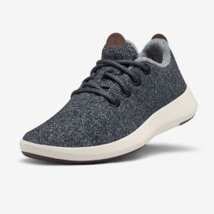 best shoe for travel womenAllbirds wool runner mizzle