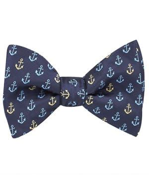 nautical bow tie travel themed wedding destination wedding