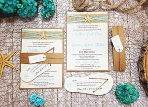 beach wedding invitations travel themed wedding destination wedding