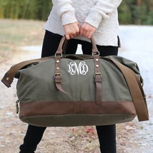 weekender bag duffel bag groomsmen gifts bridesmaid gifts travel themed wedding destination wedding
