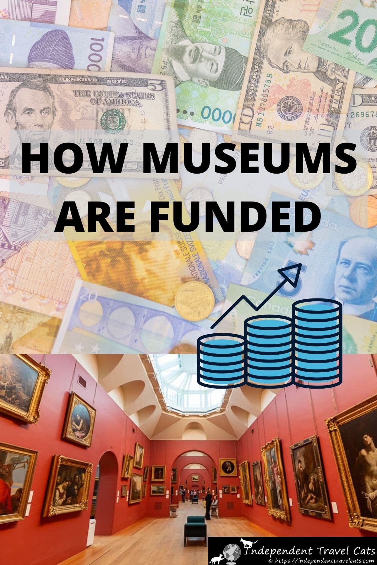 An exploration of how much it costs to run a museum, how museums are funded, and the importance of visitor donations to museums in the United States of America and the United Kingdom. Examines public funding, earned income, private donations, and deaccessioning. Discusses differ ways that visitors can donate and support the museums they love. Includes research and case examples. #museums #museumfunding #privatesupport #donations #charity