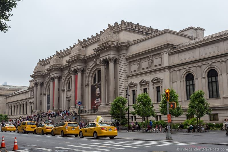 The Met museum funding museum costs museum donations from visitors free museums