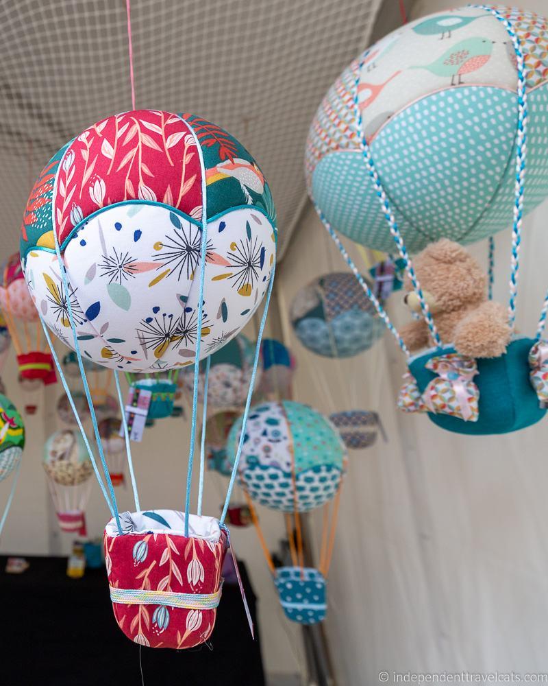 hot air balloon decorations nursery travel themed home decor children room