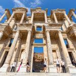 2 weeks in Turkey itinerary 14 day Turkey trip Ephesus Celsus Library