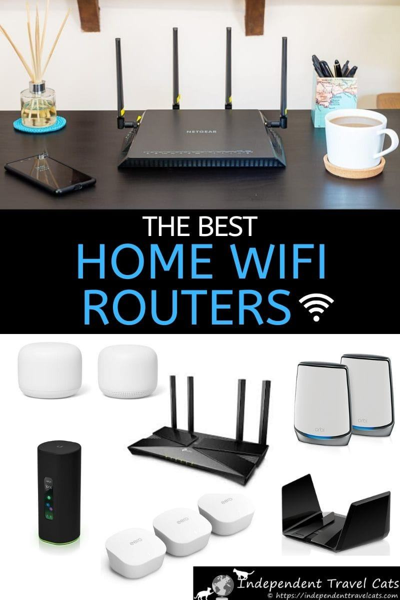 There's a huge range of WiFi routers on the market at a wide variety of price points. The best home WiFi router for you will depend on a number of factors. We share tips on what to look for when buying a new home wireless Internet router, and provide recommendations for some of the best home WiFi routers on the market today. We include single unit routers and mesh networking router options. #WiFirouter #homeWiFirouter #router #Internetrouter #homeoffice #WiFispeed
