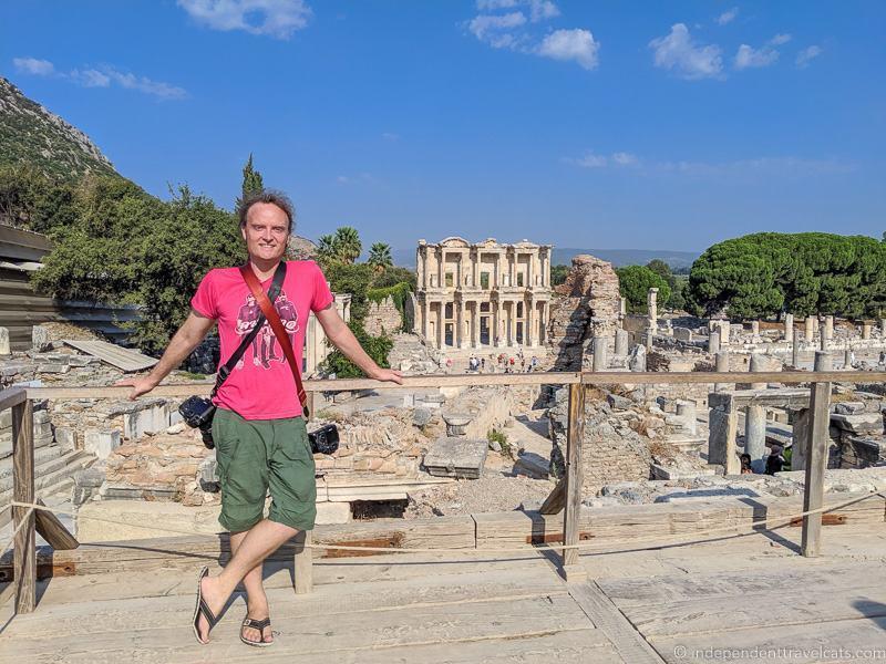 Ephesus Turkey 2 weeks in Turkey itinerary Laurence Norah