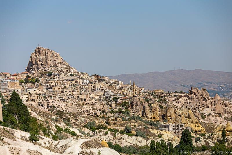 Piegeon Valley Cappadocia 2 weeks in Turkey itinerary