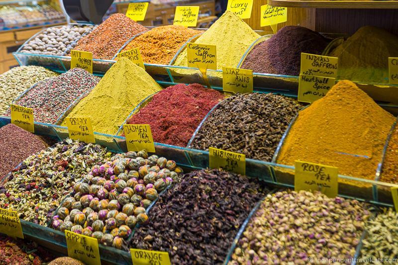 Istanbul Spice Baazar Mısır Çarşısı 2 weeks in Turkey itinerary