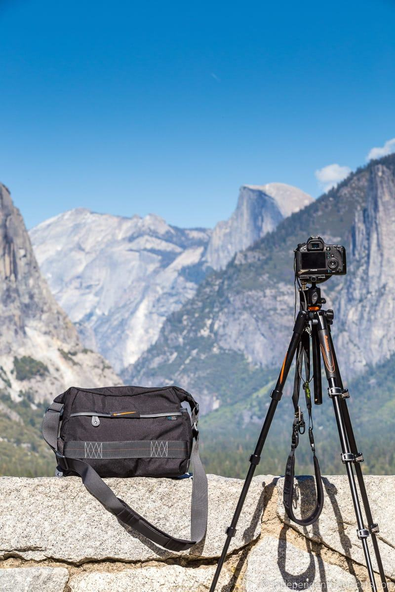 best travel tripods Vanguard VEO tripod