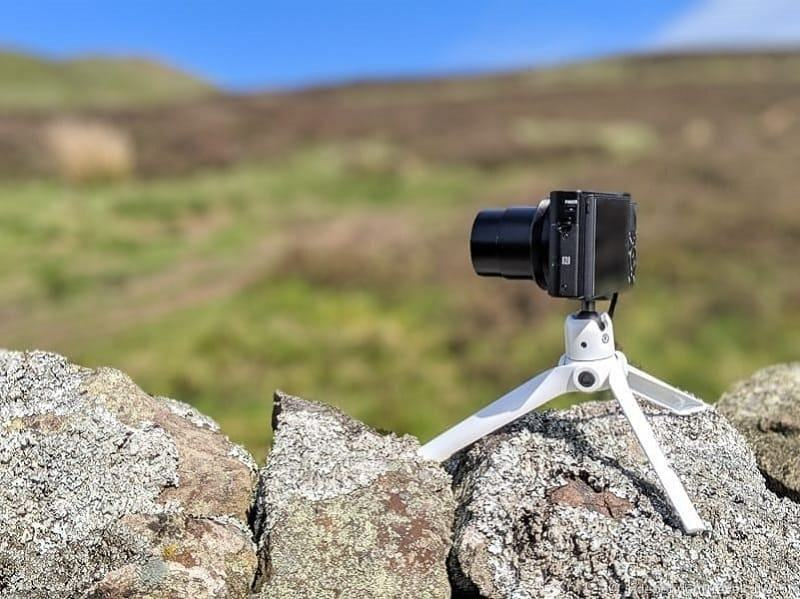best mini tripod best travel tripods Vanguard Vesta TT