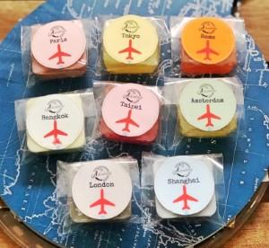 scented travel soaps travel themed home decor handmade travel home decorations furnishings
