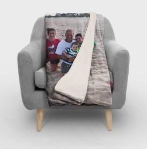 vacation photo blanket travel themed home decor handmade travel home decorations furnishings