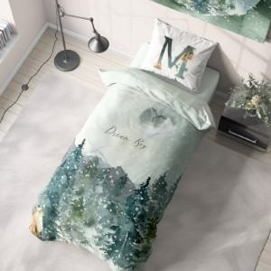 woodland nature bedding duvet travel themed home decor handmade travel home decorations furnishings