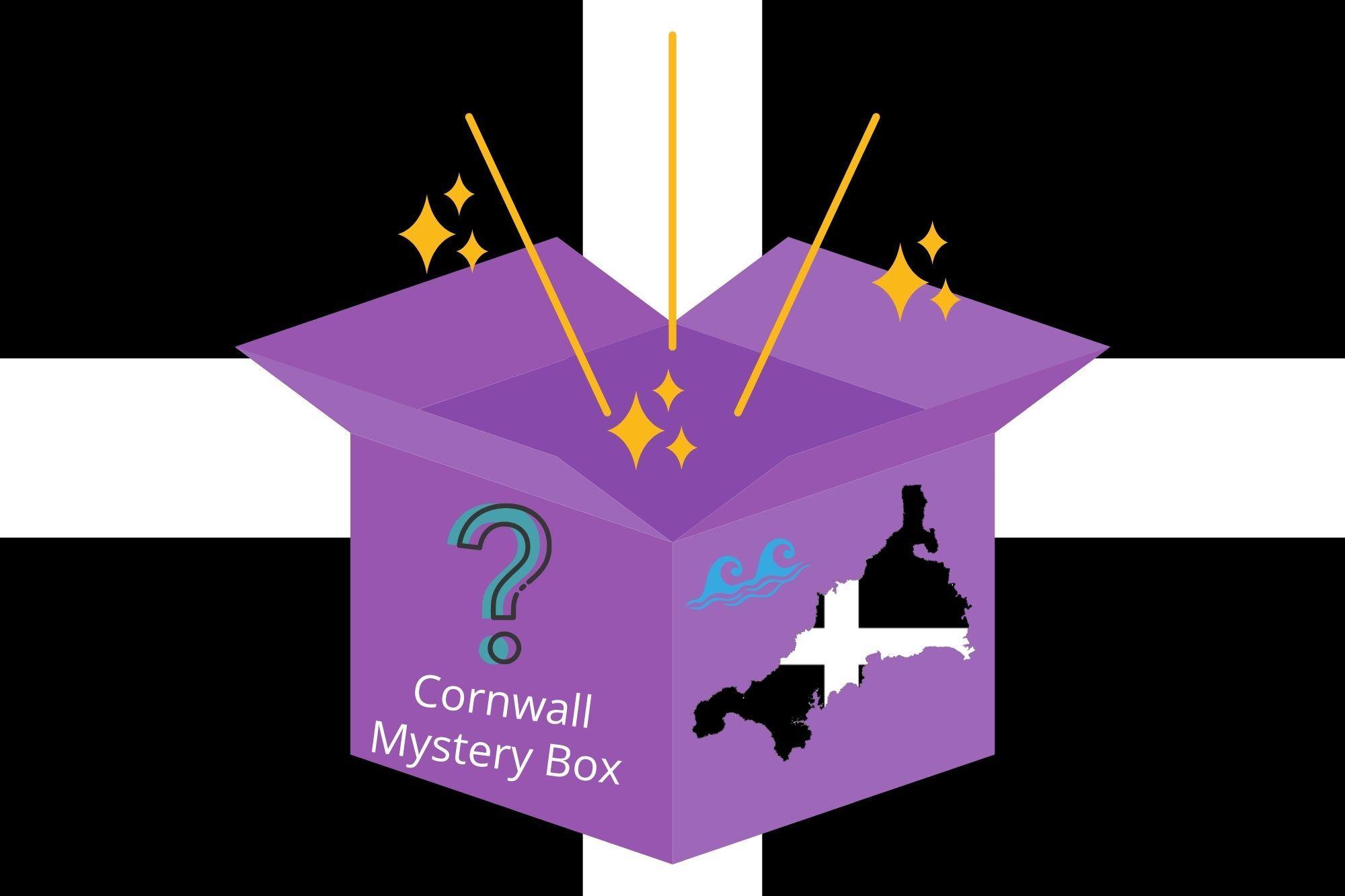 Cornwall Mystery Box