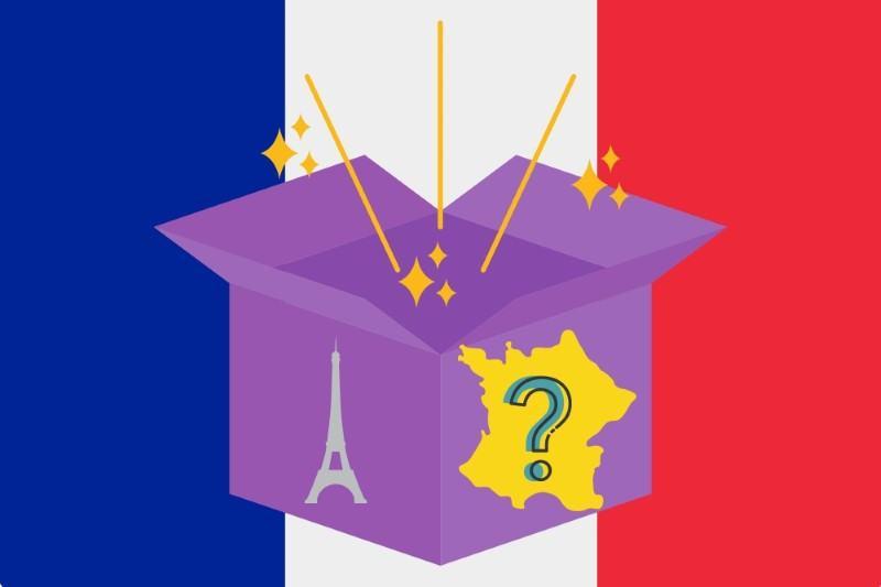 France Mystery Box