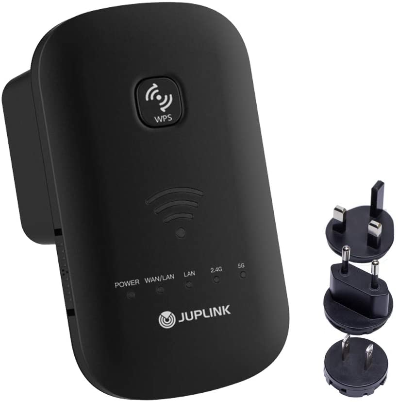 Juplink travel router