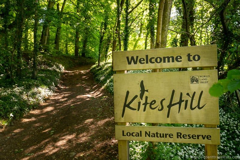 Kites Hill Reserve Gloucestershire World Land Trust