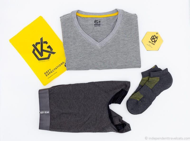Koy Gear giveaway