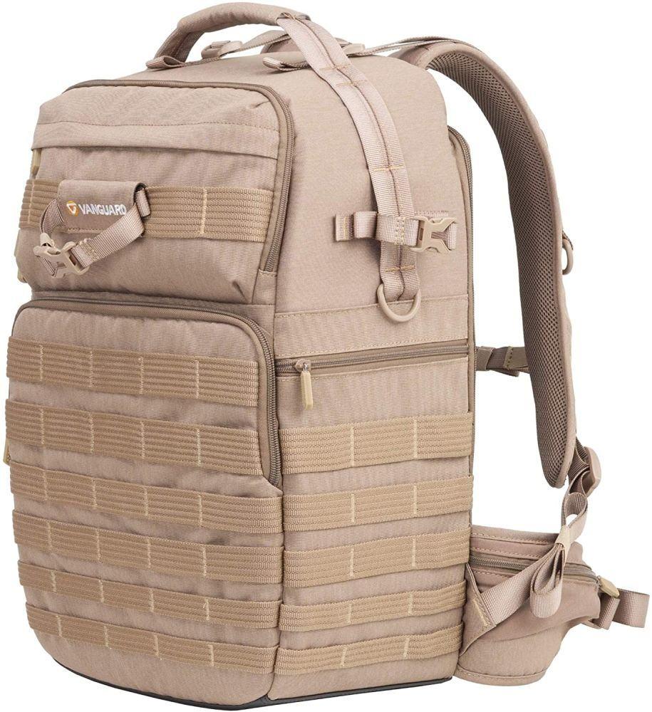 Vanguard VEO Range T 48 BG Large Tactical Backpack - Beige