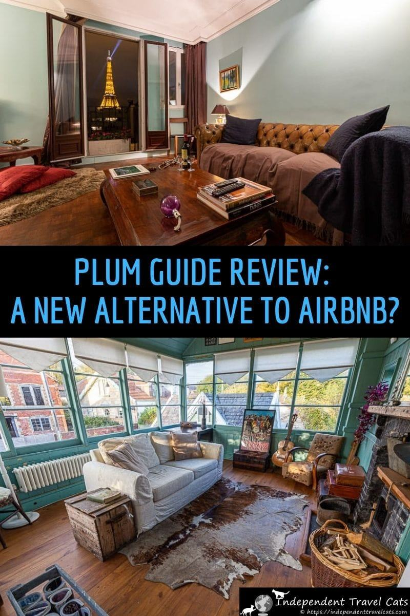 An in-depth review of the Plum Guide, a relatively new vacation rental booking website. Our Plum Guide review covers what is Plum Guide, how it works, our personal experiences of using Plum Guide, and tips on booking through Plum Guide. We also note how it compares to other popular vacation rental websites like Airbnb and Vrbo. #PlumGuide #vacationrentals #travel #airbnb #Parisapartments #holidayhomes #vrbo #PlumGuidereview