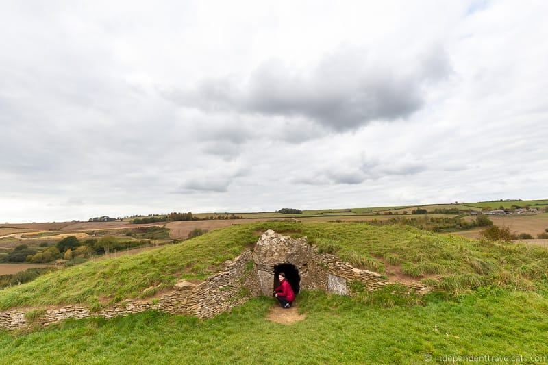 Stoney Littleton Long Barrow Wellow Somerset