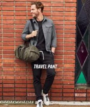 American Giant travel pants gifts for travelers made in USA
