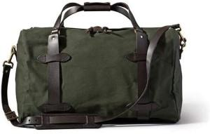 weekend bag travel duffle bag made in USA American made gifts for travelers