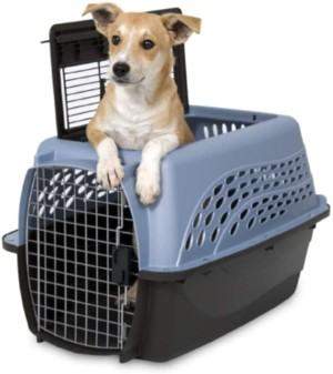 Petmate pet carrier made in USA