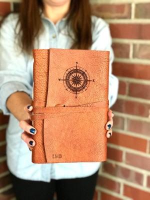 travel journal made in USA gift for traveler