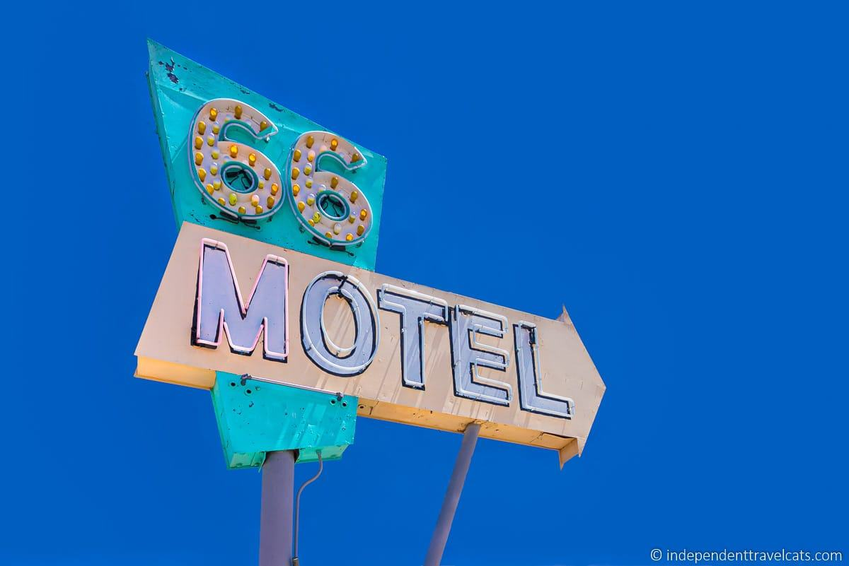 Route 66 Motels 66 Motel Route 66 Hotels lodging accommodation