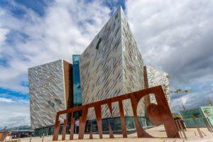 Titanic Belfast Museum Titanic sites in Belfast martime attractions Northern Ireland